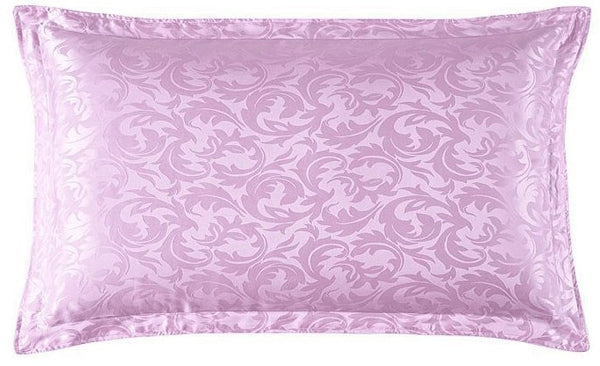 Pillow Case 100% Silk - Purple