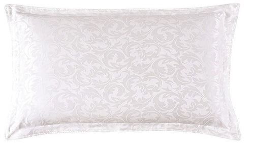 100% Silk Pillow Case - White
