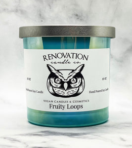 Fruity Loops Candle