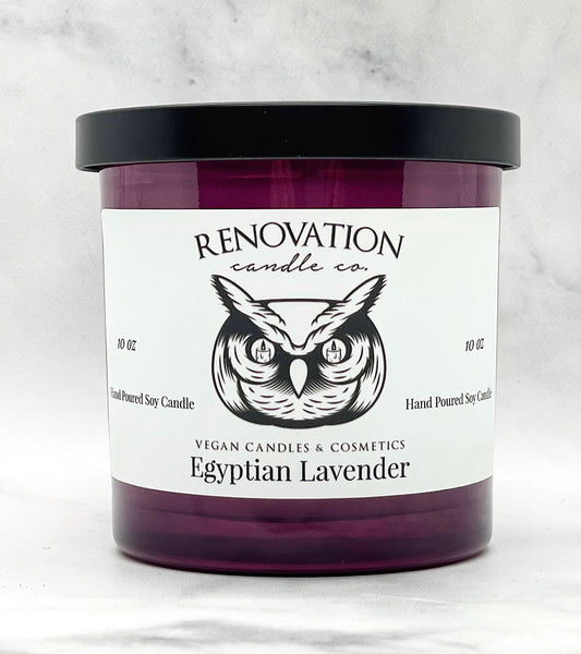 Egyptian Lavender Candle