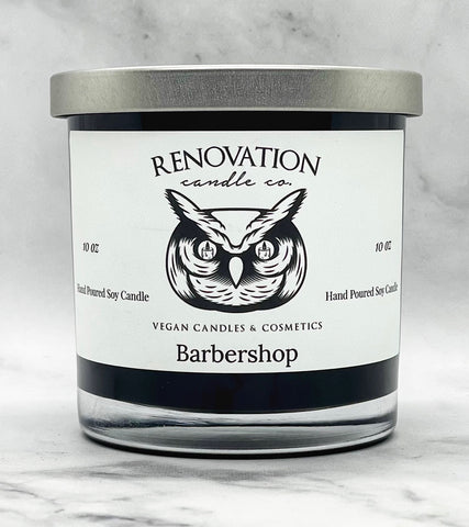 Caribbean Bay Rum Candle