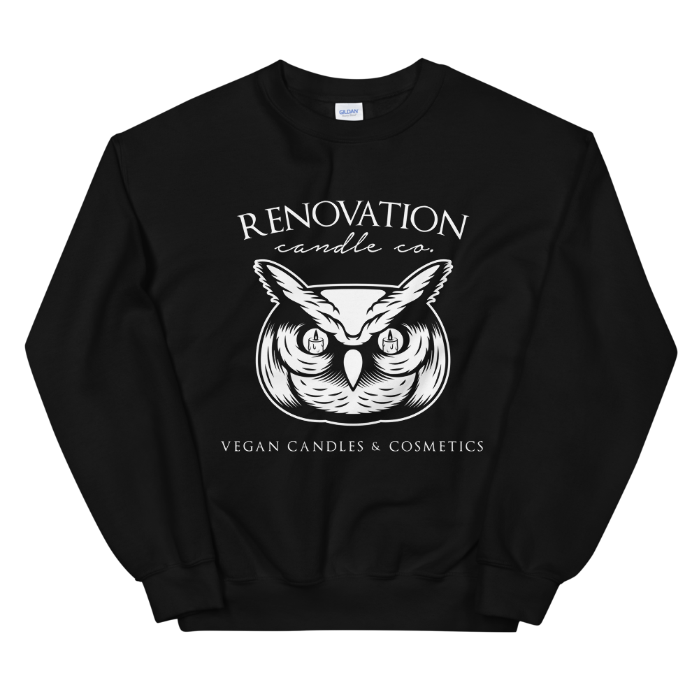 Renovation Candle Company Unisex Crewneck Sweatshirt