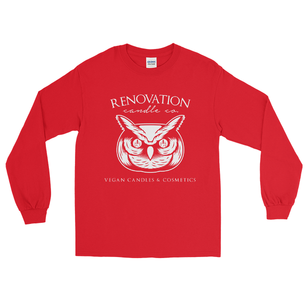 Renovation Candle Company Unisex Long Sleeve T-Shirt