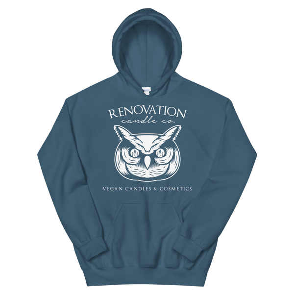 Renovation Candle Company Unisex Hooded Sweatshirt