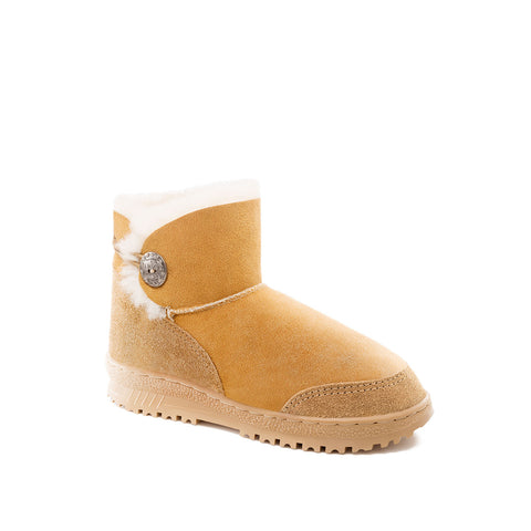 Queen Sheepskin Slippers