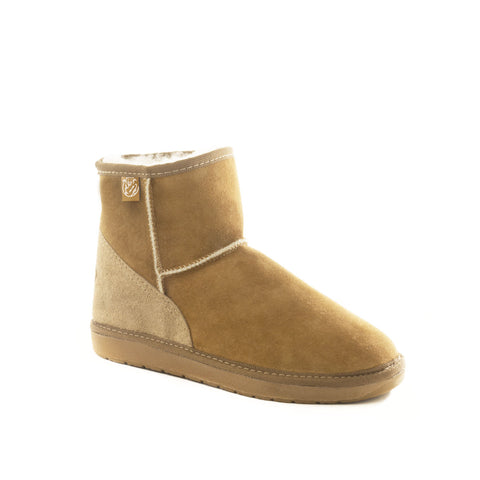 Ladies Sheepskin Scuffs