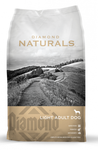 Diamond Naturals Light Adult Dry Dog Food