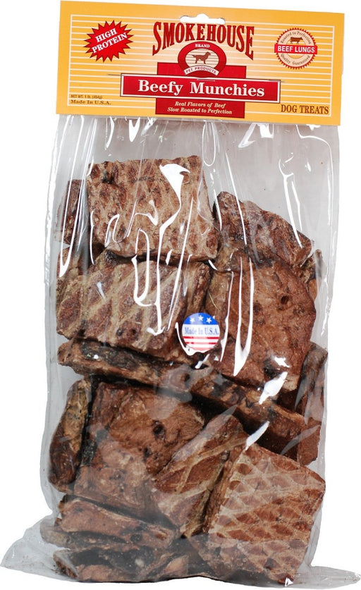 Smokehouse Beefy Munchies Dog Treats