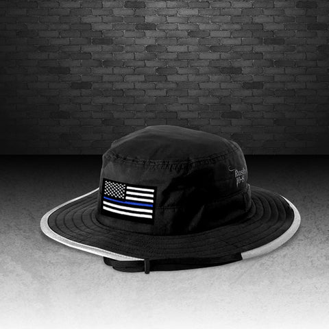 CNOA Thin Blue Line Boonie Hat