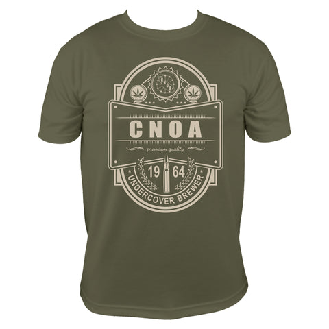 CNOA - Undercover Brewer T-Shirt
