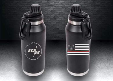 Red Line 30oz. Hydration Bottle
