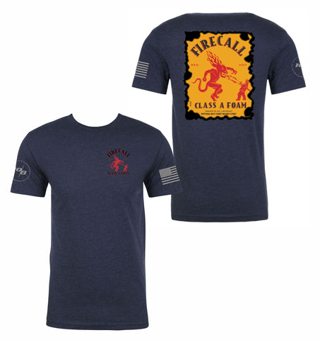 Firefighter Fire Call T-shirt