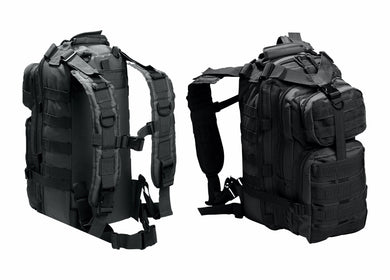 Medium Tactical Transport Pack - Black