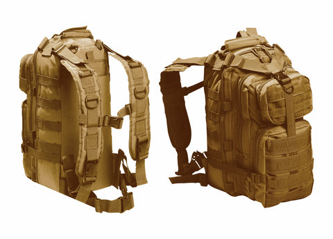 Medium Tactical Transport Pack - Coyote