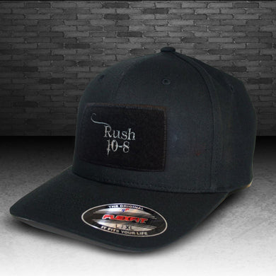 Rush 10-8 Flexfit 6 Panel Velcro Panel Hat