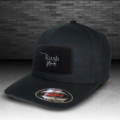CNOA Rush 10-8 Flexfit 6 Panel Velcro Panel Hat
