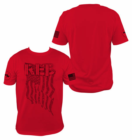 CNOA R.E.D. Men's Next Level Premium Fitted CVC Crew Tee