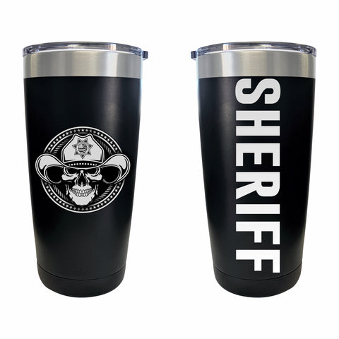 Thermal Sheriff Coffee Mug