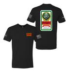 Firefighter Men's Next Level Premium Fitted CVC Crew Tee