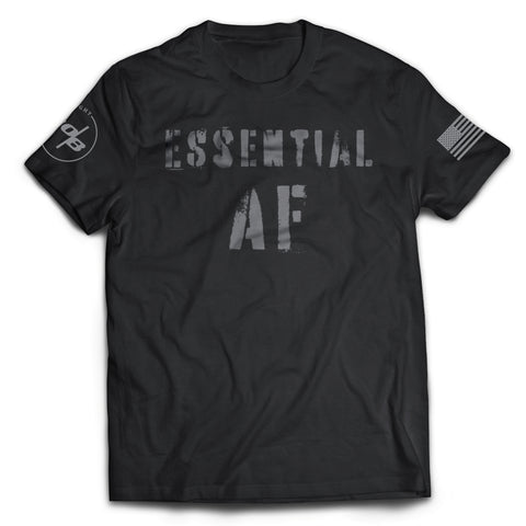 CNOA Essential AF Men's Next Level Premium Fitted CVC Crew Tee
