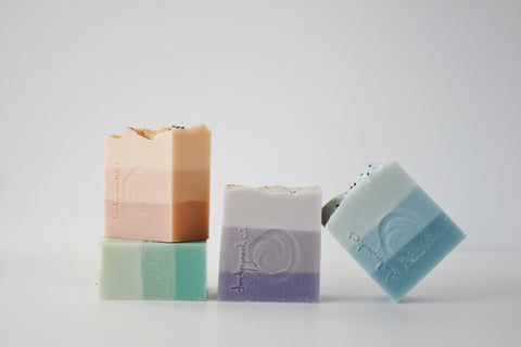 gradient soap pack