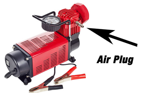 red mf-1050 air compressor air plug call out