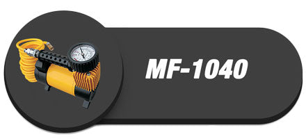 list of parts for the masterflow mf-1040