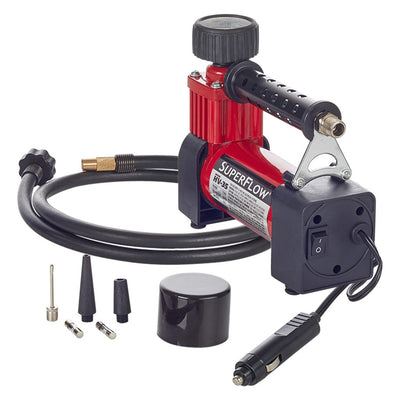 superflow air pump 12 volt
