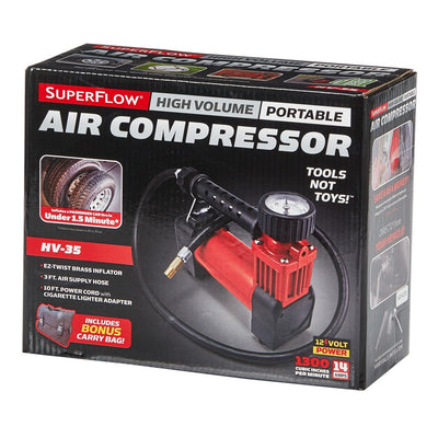 hv35 superflow tire air pump