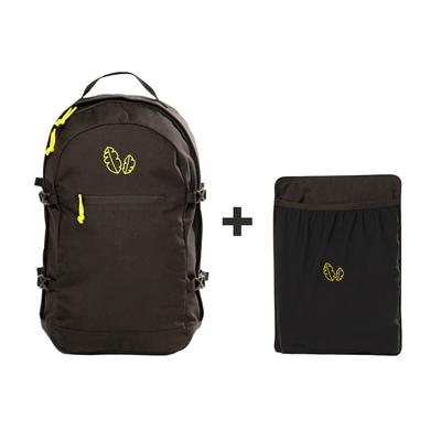 Kiri Backpack with Hydration holder.