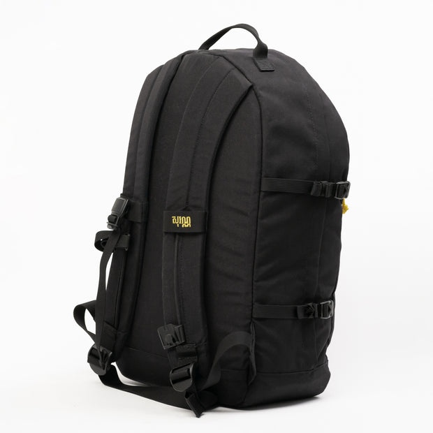 side profile of kiri customizable everyday backpack
