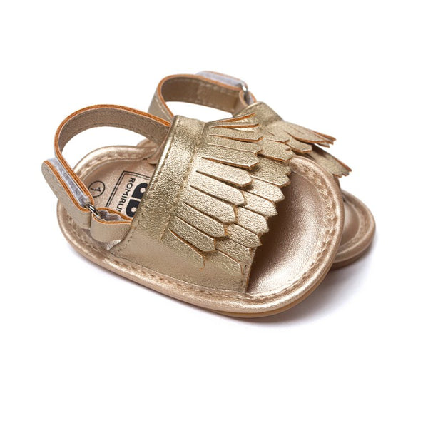 Tassel Anti-Slip Sandals
