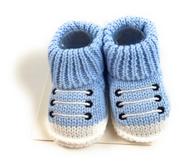 Carter's Newborn Boy Booties