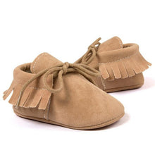 Tassels Bandage Soft Sole Shoes Toddler Sneakers