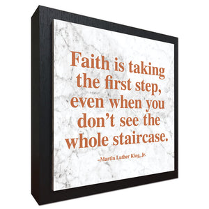Plaque-Faith