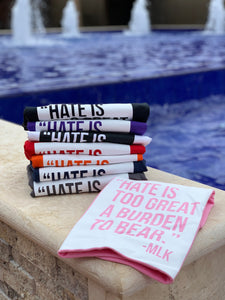 Hate is too Great a Burden to Bear-T-shirt