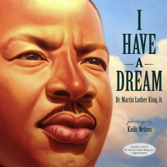 I Have A Dream Book w/CD