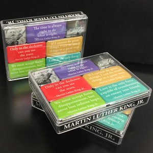 Magnet Set MLK Quotes