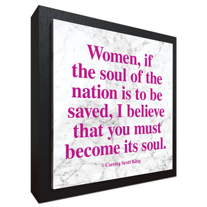 Plaque-Soul of the Nation