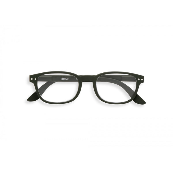 Rectangular #B Khaki Readers
