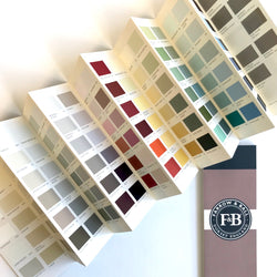 Farrow & Ball Color Card
