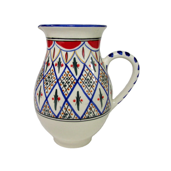 Tabarka Multi Large Pitcher