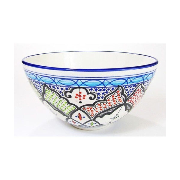 Tibarine Medium Deep Serve Bowl