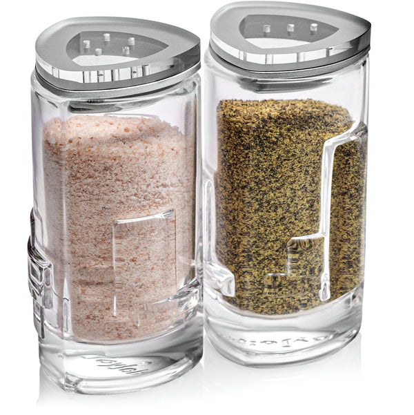 Revere Salt & Pepper Shakers