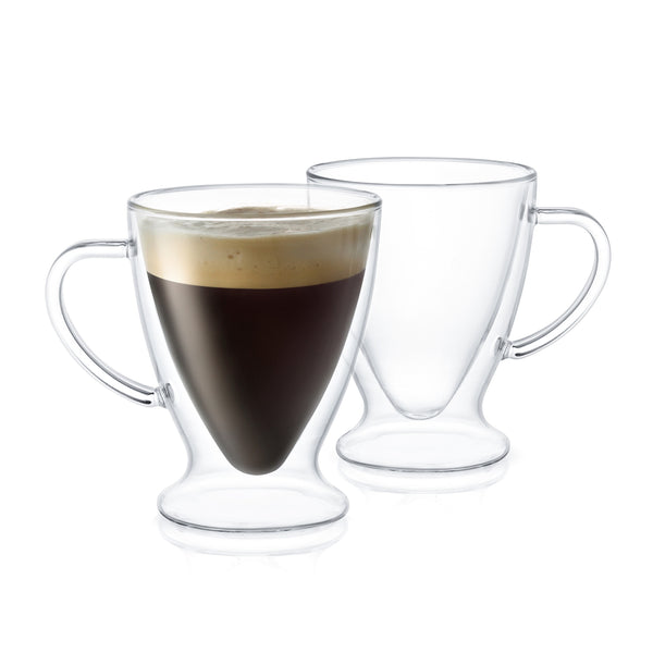 Declan Insulated Set of 2 Espresso Glasses
