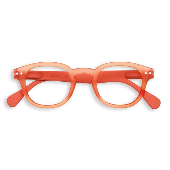 Retro #C Warm Orange Readers
