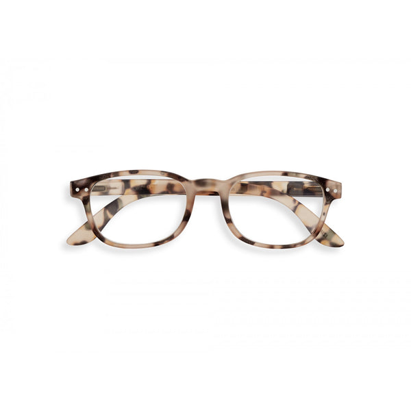 Rectangular #B LIght Tortoise Reader