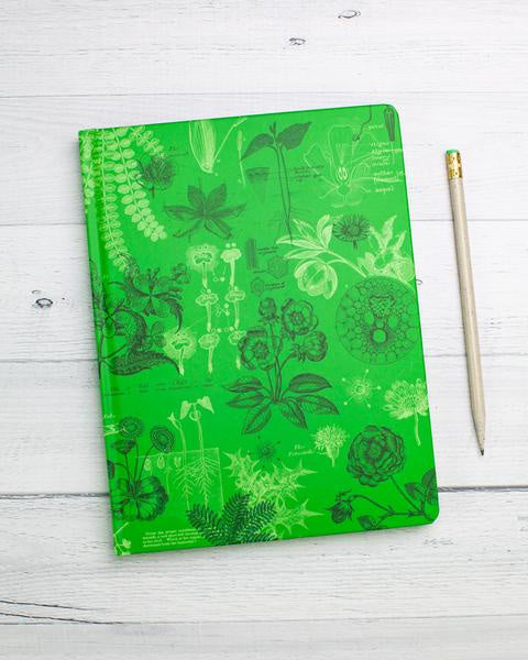 Botany Dot Grid Journal