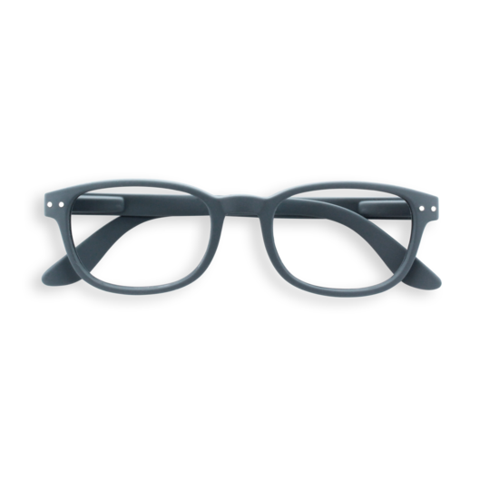 Rectangular #B Grey Readers