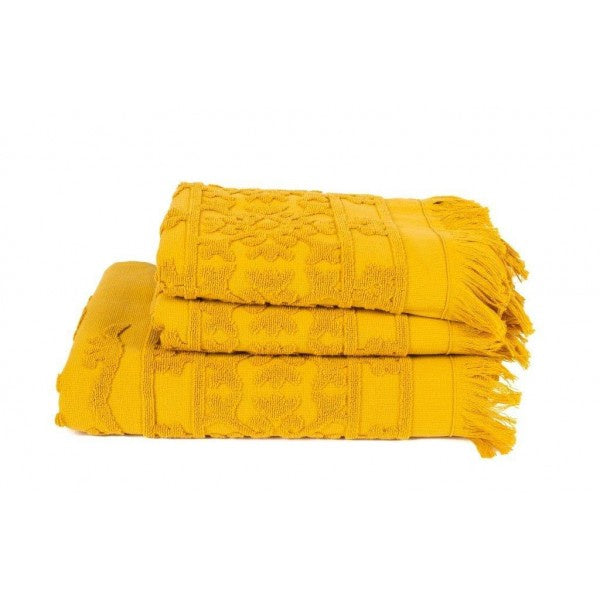 Hammam Safran Cotton Towel